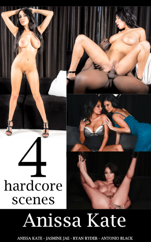 4 Hardcore Scenes With Anissa Kate Trailer